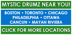 Mystic Drumz Locations