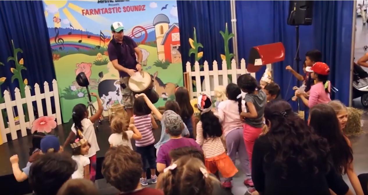 Farmtastic Soundz - Fair and Festivals Promo