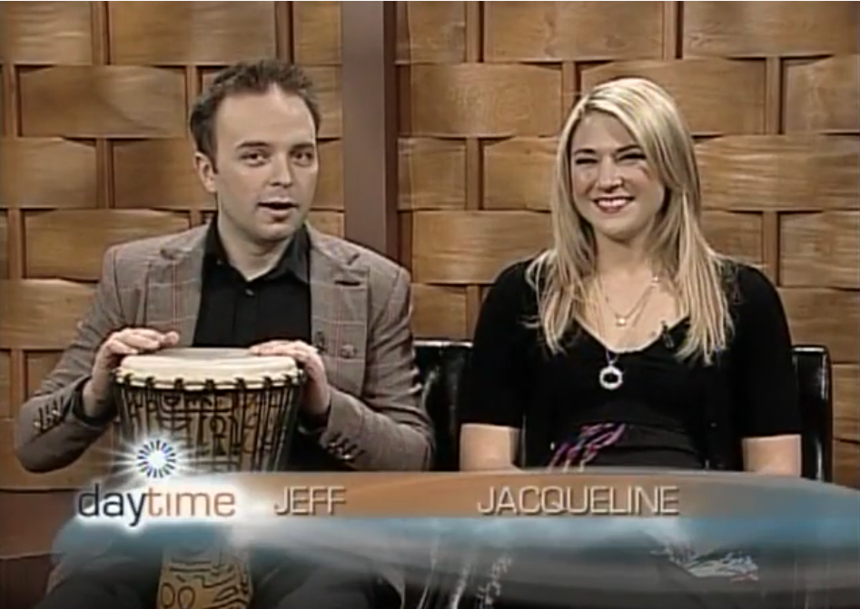 Mystic Drumz Television Appearance