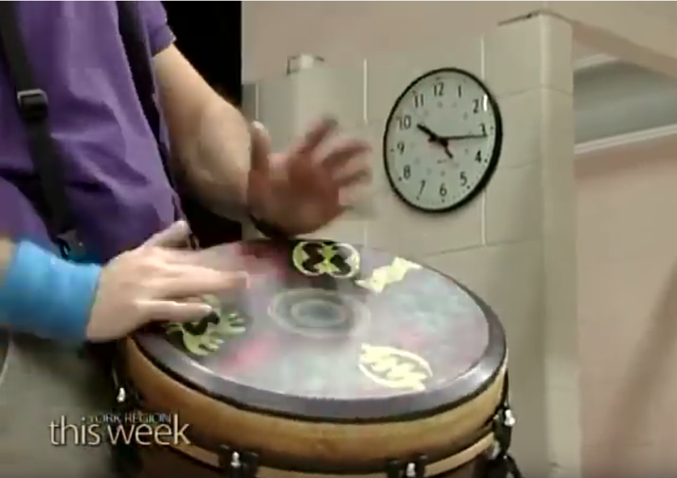 Mystic Drumz on Rogers TV